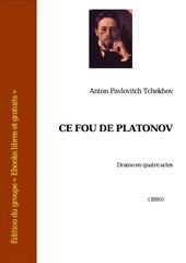 Fichier PDF tchekhov platonov