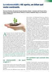 Fichier PDF article micro credit