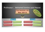bac 2012 pc ch corriges