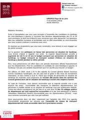lettre uriopss