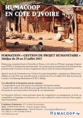 Fichier PDF formation gestion de projet abidjan 2015 ok
