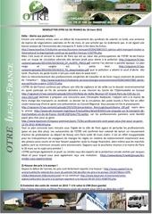 news otre idf 18 mars 2015