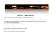 Fichier PDF cinema plein air