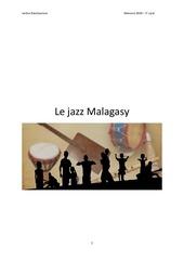 le jazz malagasy