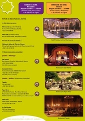 leaflet bons plans marrakech a4
