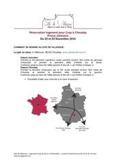Fichier PDF reservation gete de villenoue