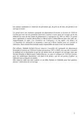 Sujet corrig de Sciences conomiques et sociales (SES) - Bankexam