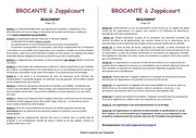 Fichier PDF flyer inscription brocante internet