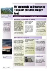 un ardennais en bourgogne journal mensuel mars 2015