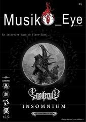 musik eye flyer zine 5