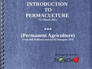 permaculture v3 2015 didier maraval