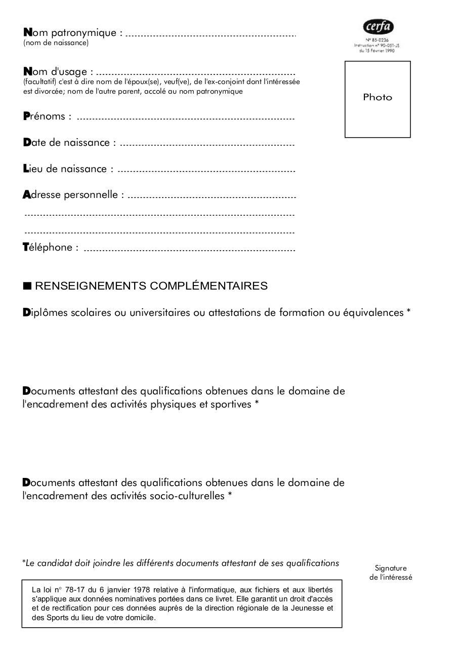 Recherche Pdf Cerfa Attestation Employeuri 12919 Q Cerfa