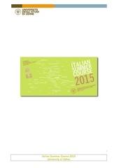 Fichier PDF italian summer course 2015