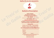 buletin inscription gallia clair 1