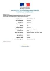 Fichier PDF justificatif amende 03 02 15