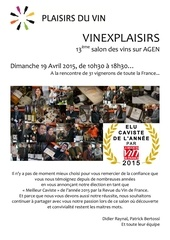 vinexplaisirs 19 avril 2015
