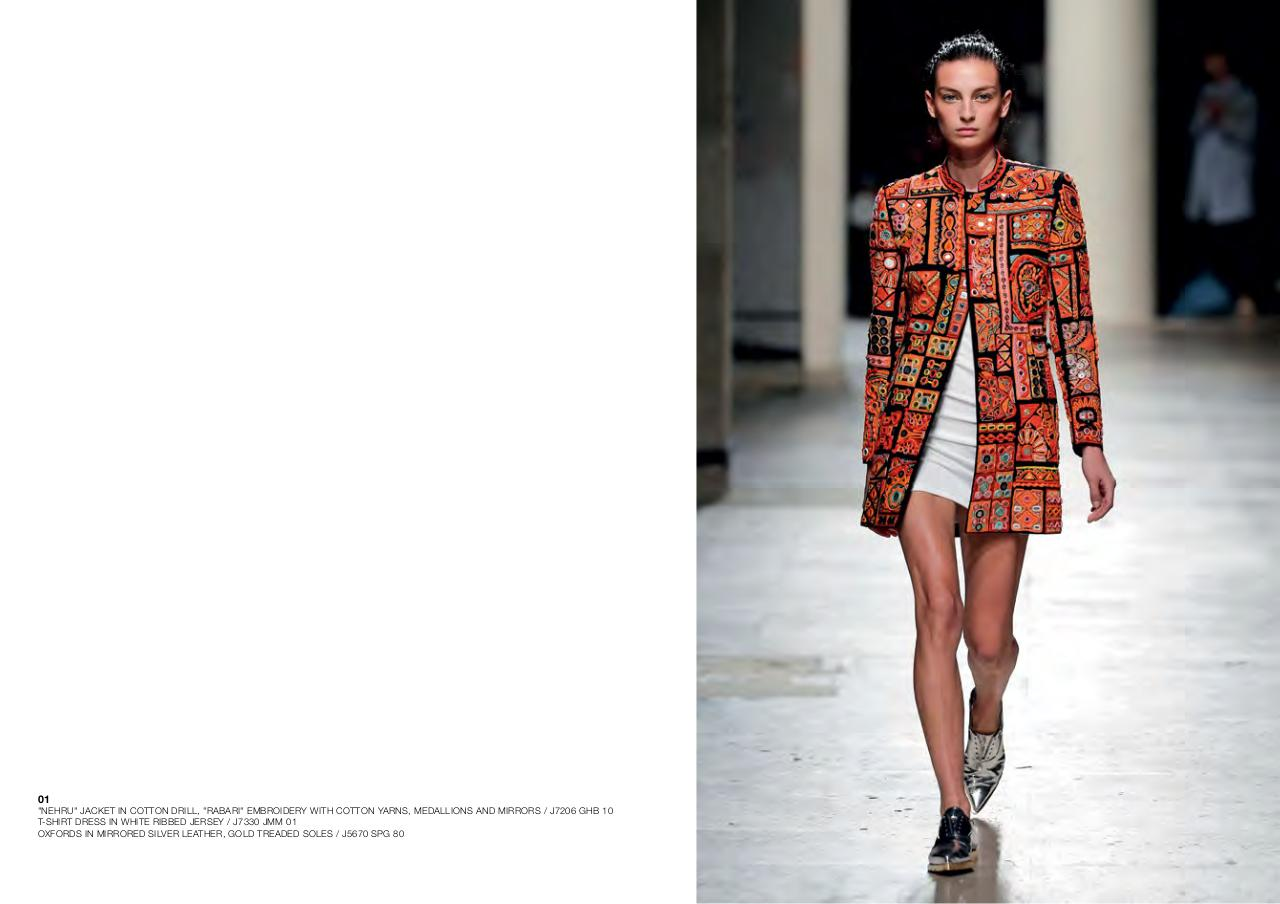 Barbara Bui _Summer 2015 collection.pdf - page 2/36