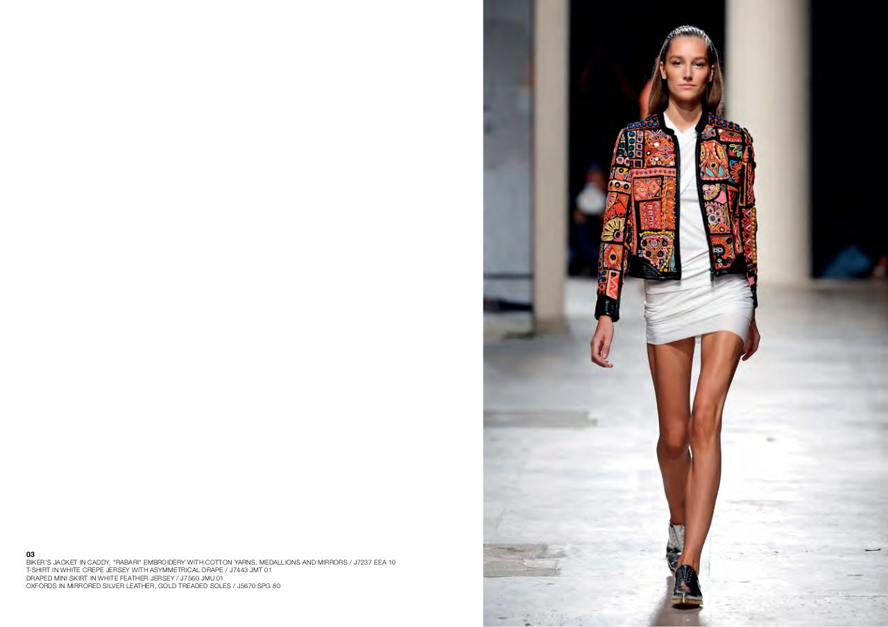 Barbara Bui _Summer 2015 collection.pdf - page 4/36