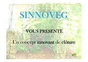 sinnoveg cloture vegetale