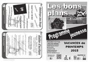 cantojeunes bons plans printemps 2015 1