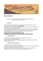 Fichier PDF reglement 2015