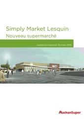 dp ouverture simply market lesquin