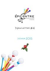epi centre newsletter 4