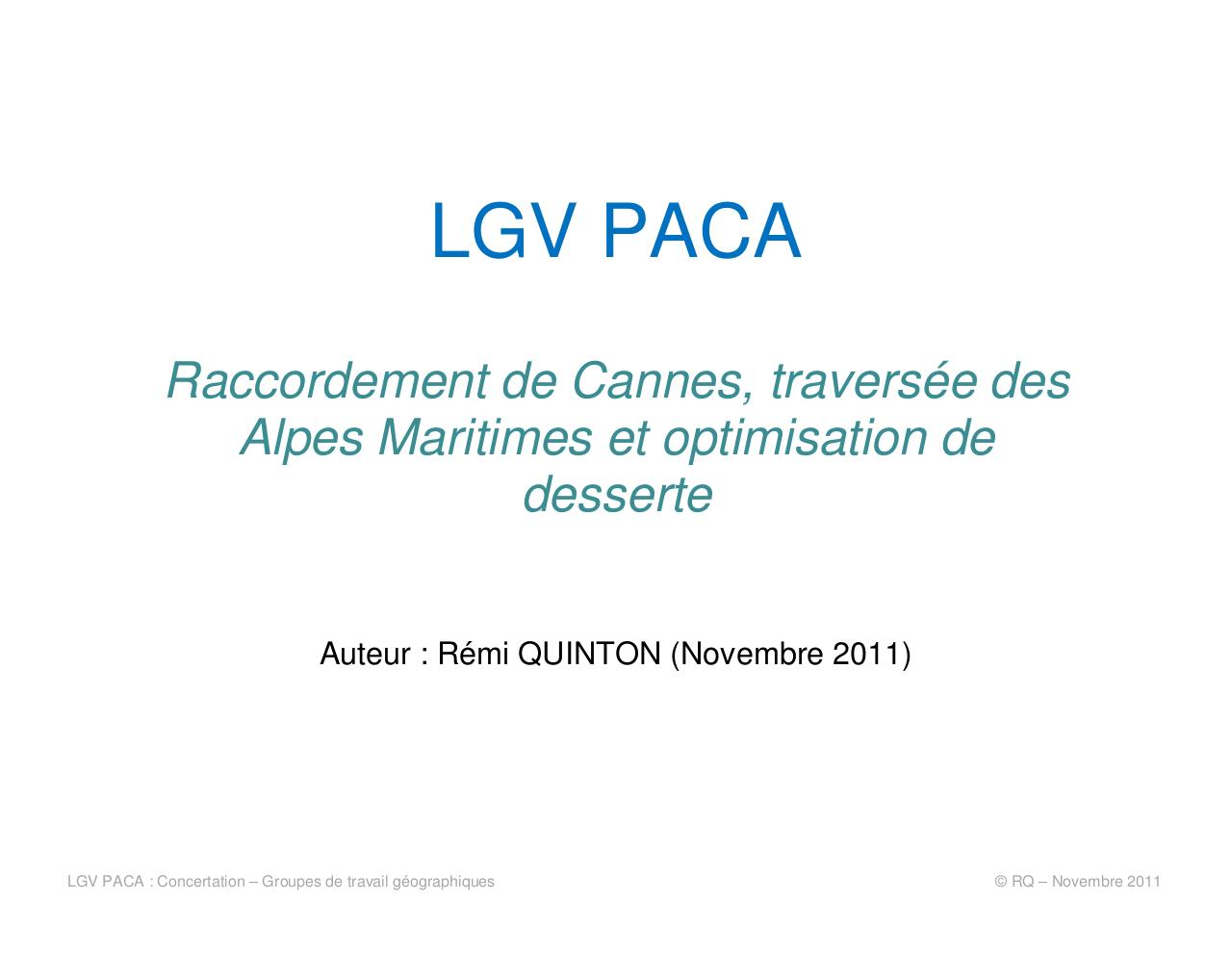 presrq-raccordement_cannes-traversee-alpes-maritimes.pdf - page 1/38
