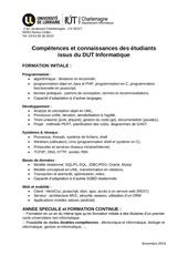Fichier PDF competences dut
