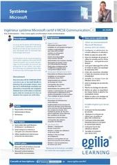 certification mcse communication
