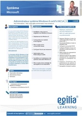 formation administrateur systeme windows 8 mcsa