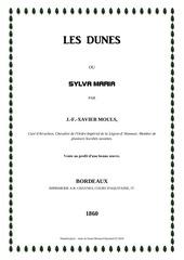 les dunes ou sylva maria