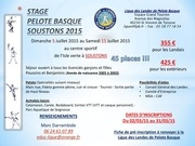 stage soustons 2015 1