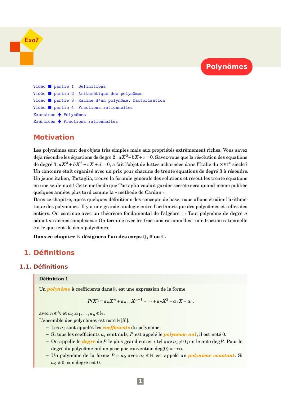 montrer que racine de n est irrationnel pdf