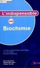 indispensable en biochimie biblio scientifque com