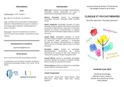 programme journee d etude inscription