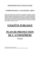 rapport enquete publique ppa