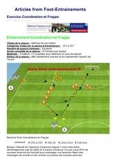 foot entrainements 6