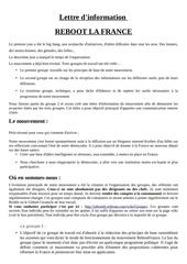 lettre d information 0104 3