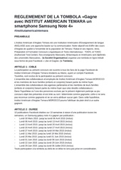 Fichier PDF reglemement de la tombola 1