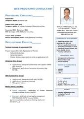 Fichier PDF cv mohamed yengui en