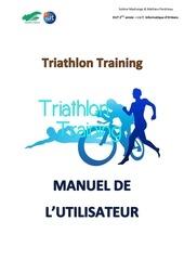 triathlontraining manuel