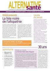 Fichier PDF alternative sante la liste noire des medicaments