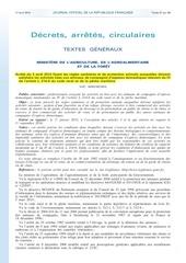 Fichier PDF arretedu 3 avril 2014 fixant les utf 8 q r c3 a8gles sanitaires et de protect utf 8 q ion animale auxquelles doivent s utf 8 q atisfaire