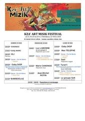 kza art misik festival programmation 1