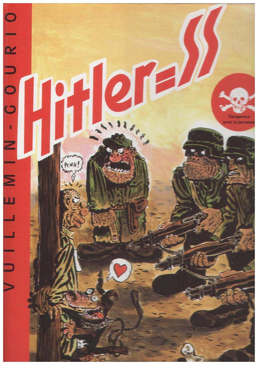 Hitler=SS.pub par Administrator - Hitler Ss - Vuillemin