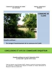 conclusions clans
