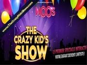 presentation the crazy kid s show officiel