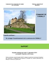 rapport ep zonage d assainissement de chemilly