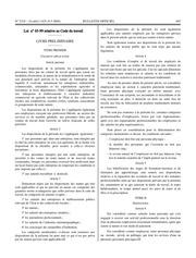 code du travail fr